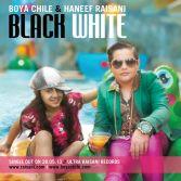Boya Chile & Haneef Raisani / Black White / 2013 Ultra Raisani Records