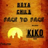 Boya Chile / Face To Face / 2010 Evolution